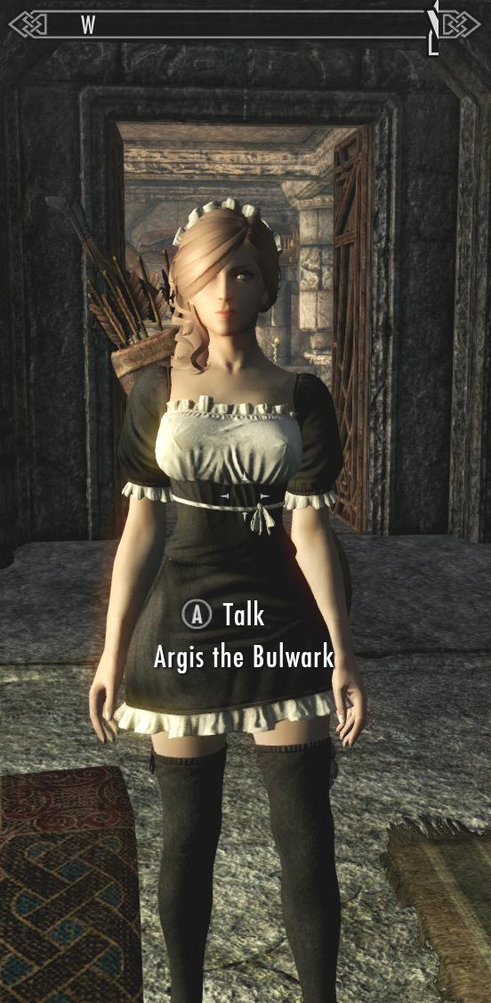 Remake all House Carl to Maid at Skyrim Nexus - mods and community