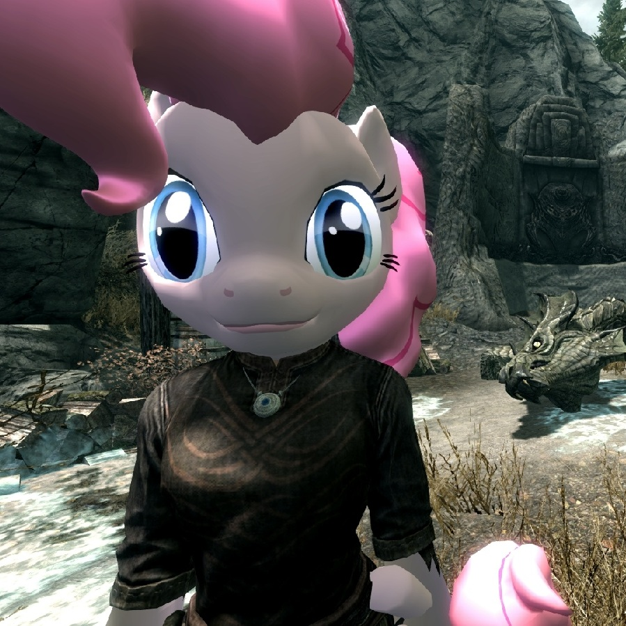 My Little Pony Weapons and Armor at Skyrim Nexus - mods ...