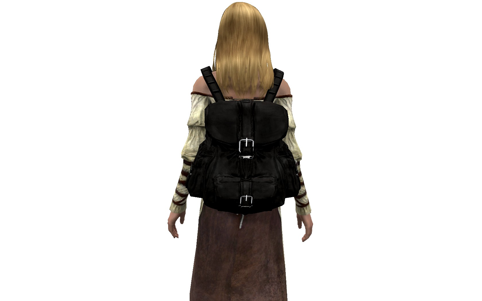 Skyrim Leather Backpack - Crazy Backpacks