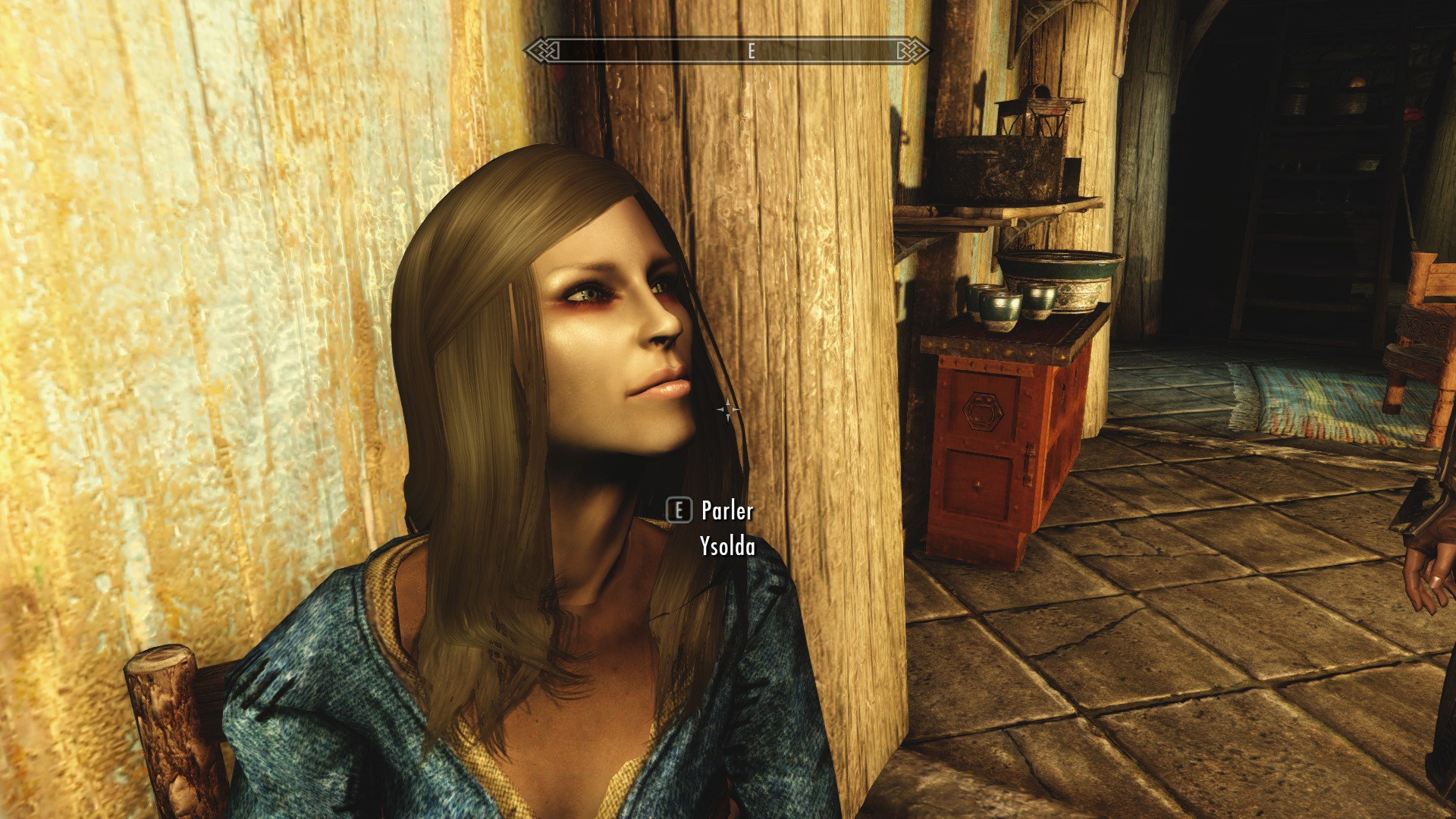 Ysolda new face at Skyrim Nexus - mods and community