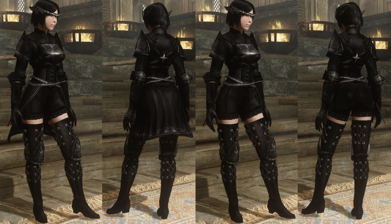 Honor Pride And Glory A List Of Outfits For Imperials Thalmor