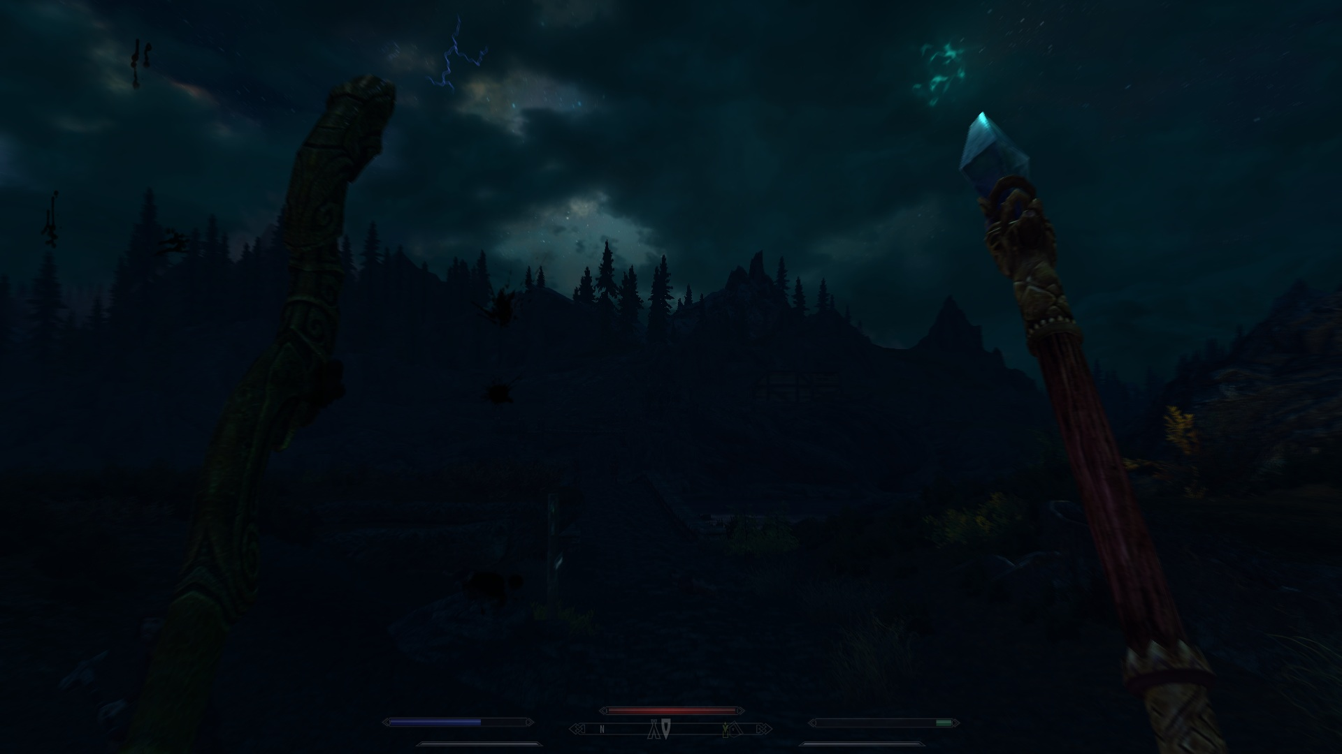 1080 Smaller ipHUD at Skyrim Nexus - mods and community