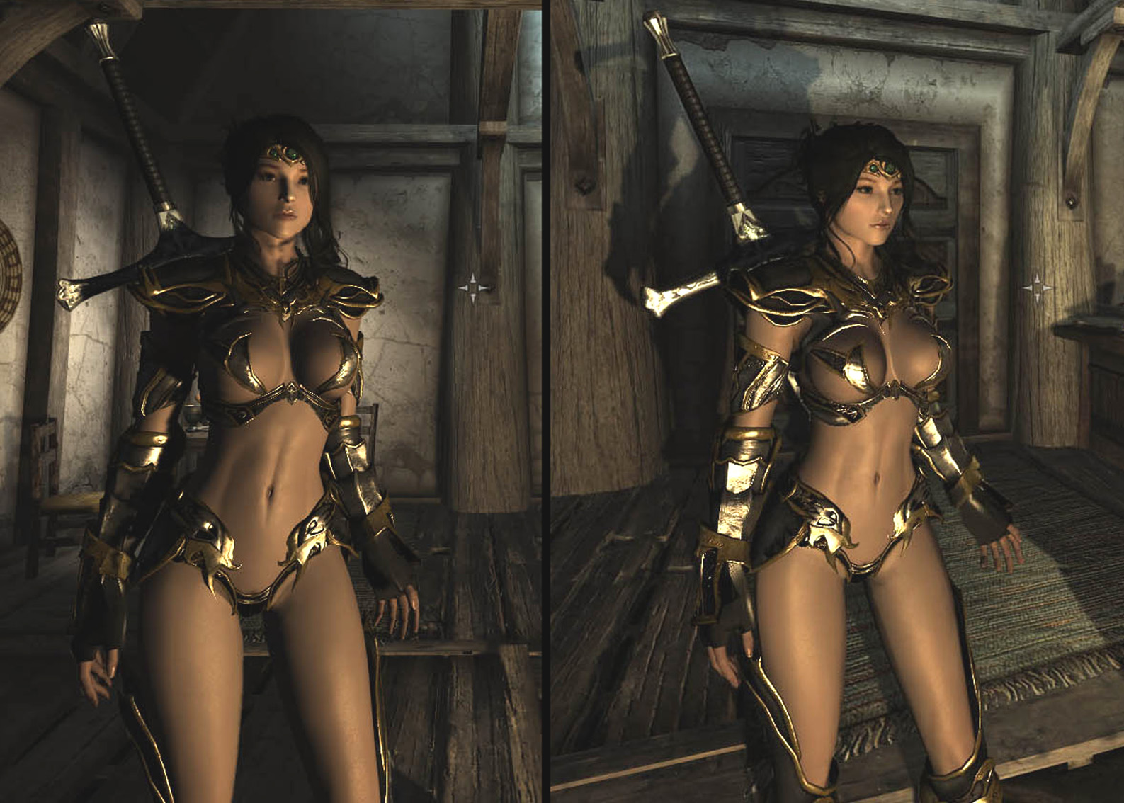 Nude females mod skyrim steam workshop hentai amateur actress