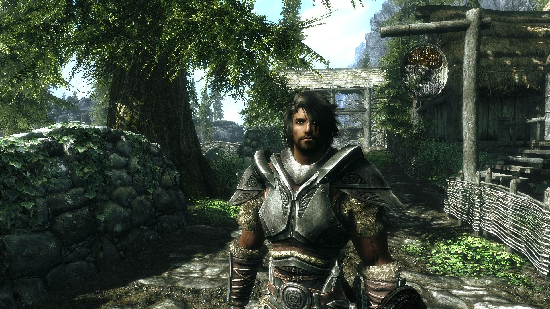 how to change a followers armor in skyrim
