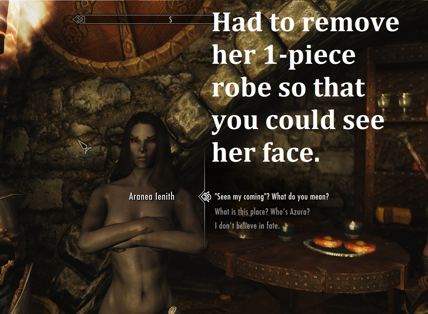 skyrim how to change followers appearance