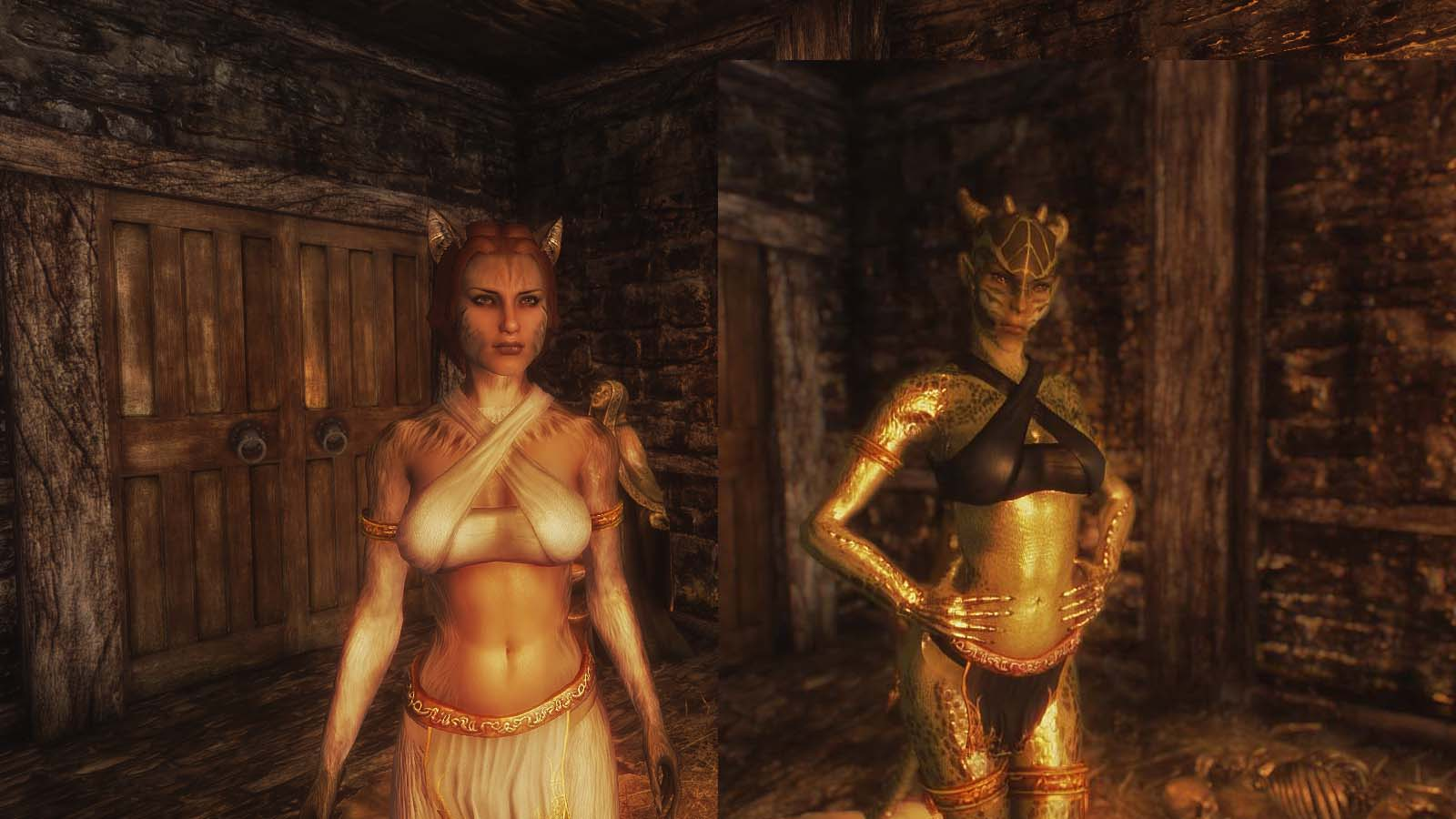 Human argonian mod sexy picture