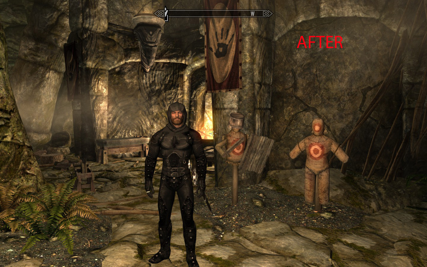 Dark Brotherhood More Black Armour And Robes At Skyrim Nexus Mods And Community