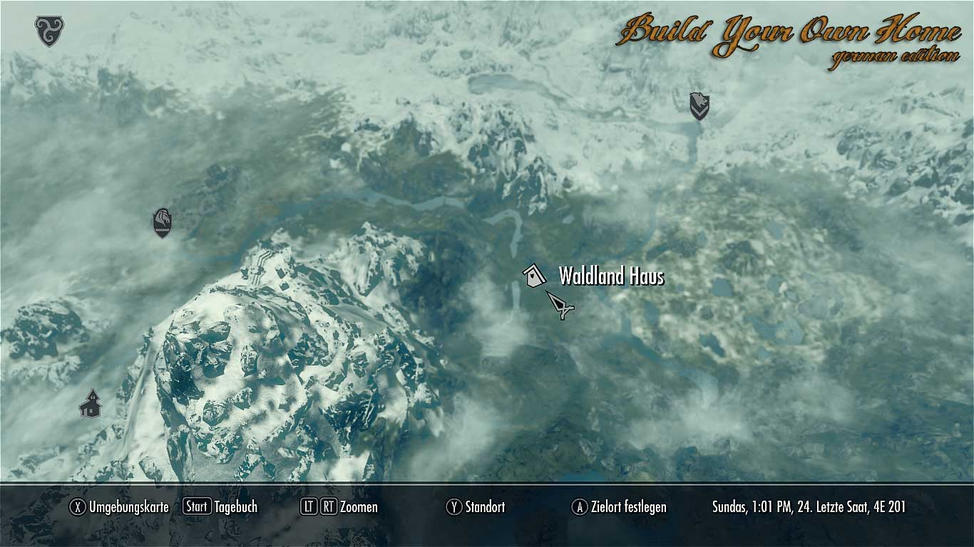 Build Your Own Home German At Skyrim Nexus Mods And