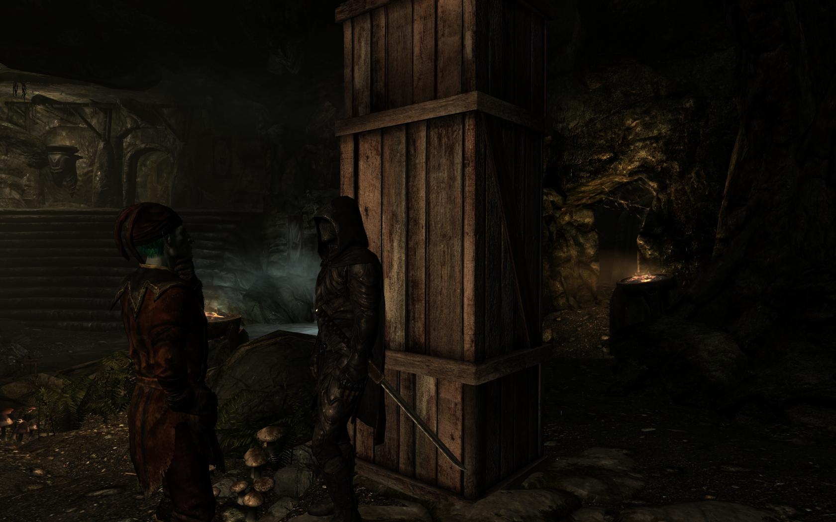 skyrim how to add npc from esp to another esp