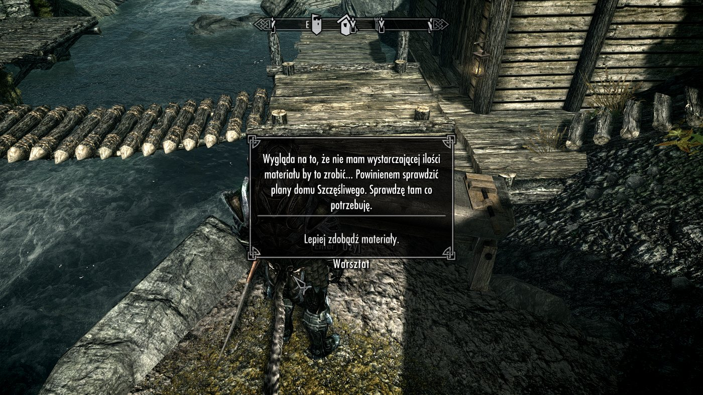 Polish Translation Build Your Own Home At Skyrim Nexus