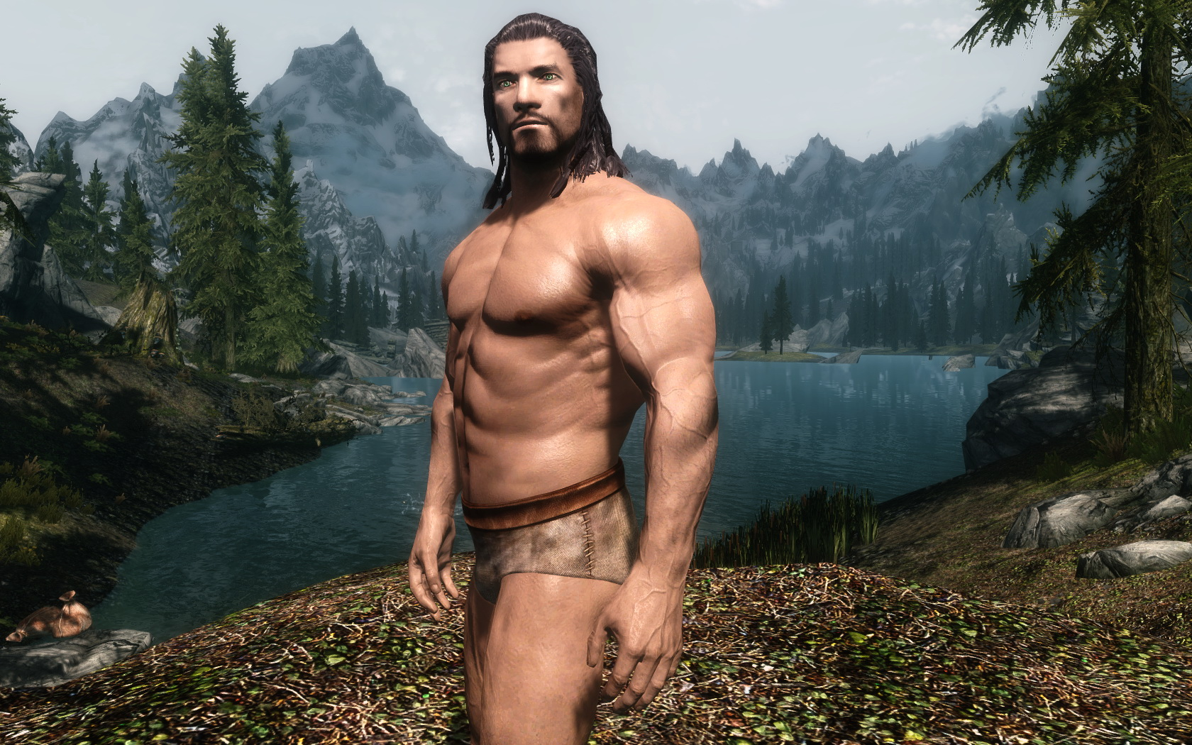 Skyrim nude male photo erotica hd pornstar