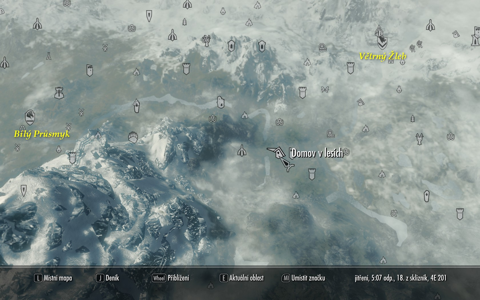 Build Your Own Home Czech Translation At Skyrim Nexus