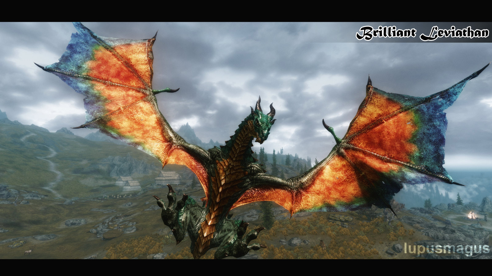 Bellyaches New Dragon Species at Skyrim Nexus - mods and ...