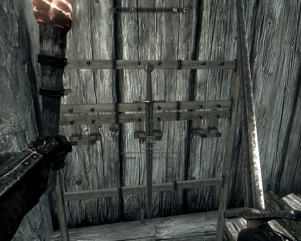Iron bar id skyrim