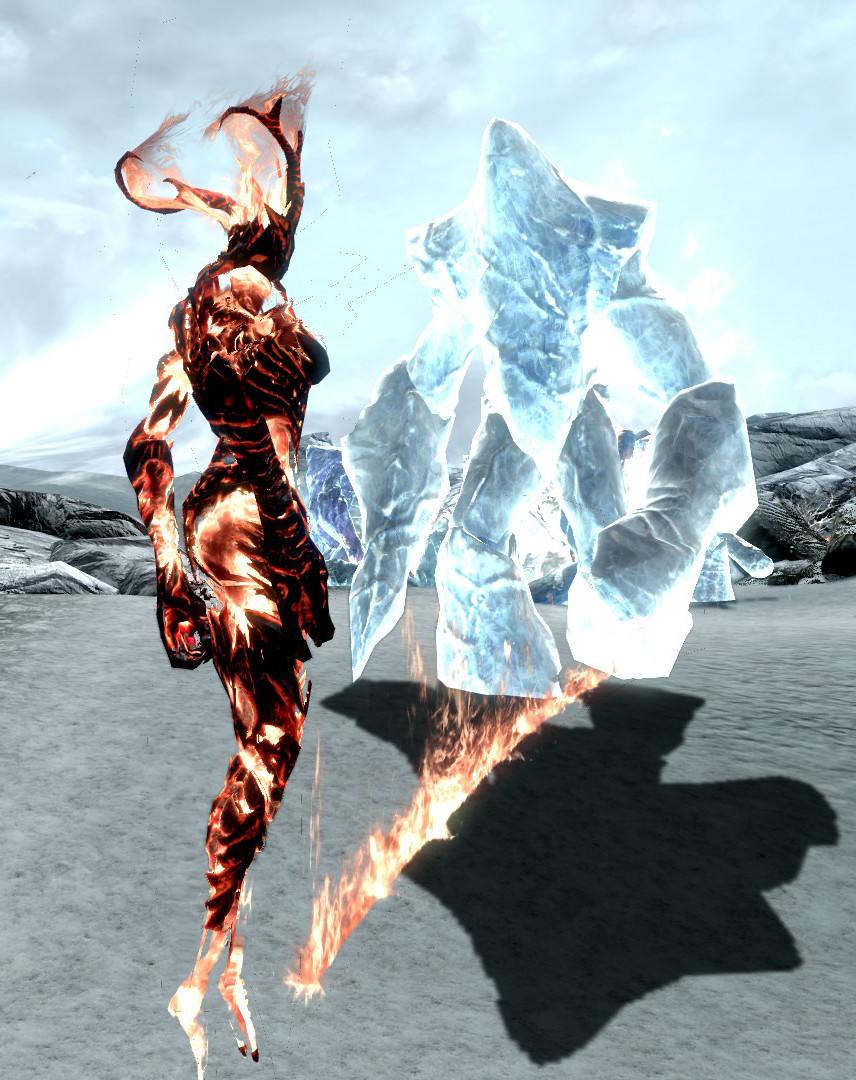 Frost Mage at Skyrim Nexus - Mods and Community