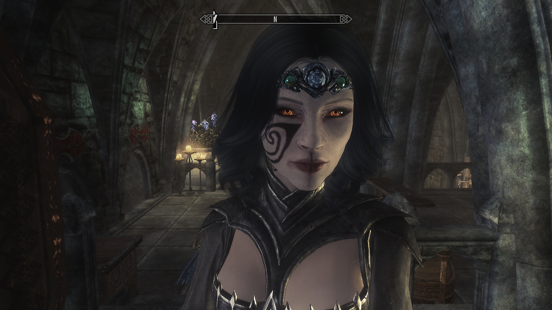 Dawnguard vampires retain your appearance at skyrim nexus mods keldis voltagebd Choice Image