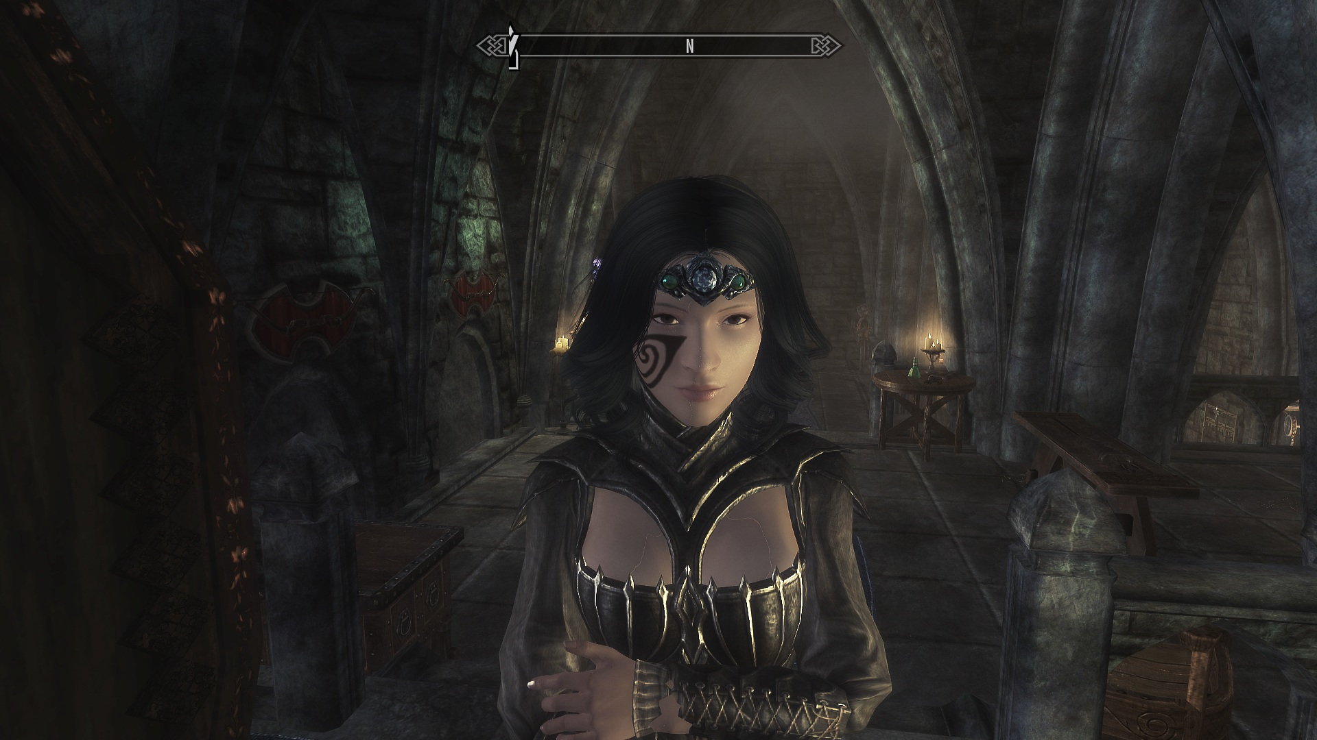 Dawnguard vampires retain your appearance at skyrim nexus mods view image uploaded at 127 21 aug 2012 voltagebd