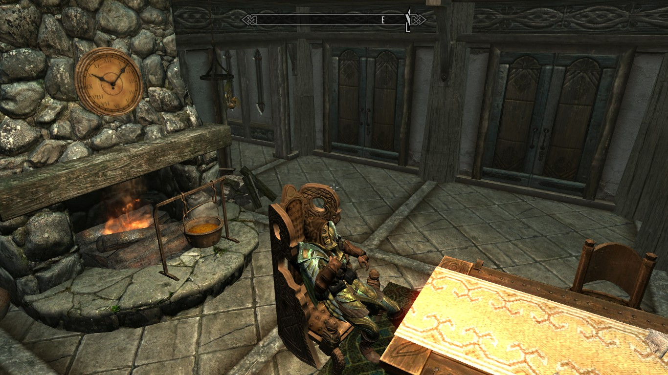 Skyrim Make Anywhere A Player Home