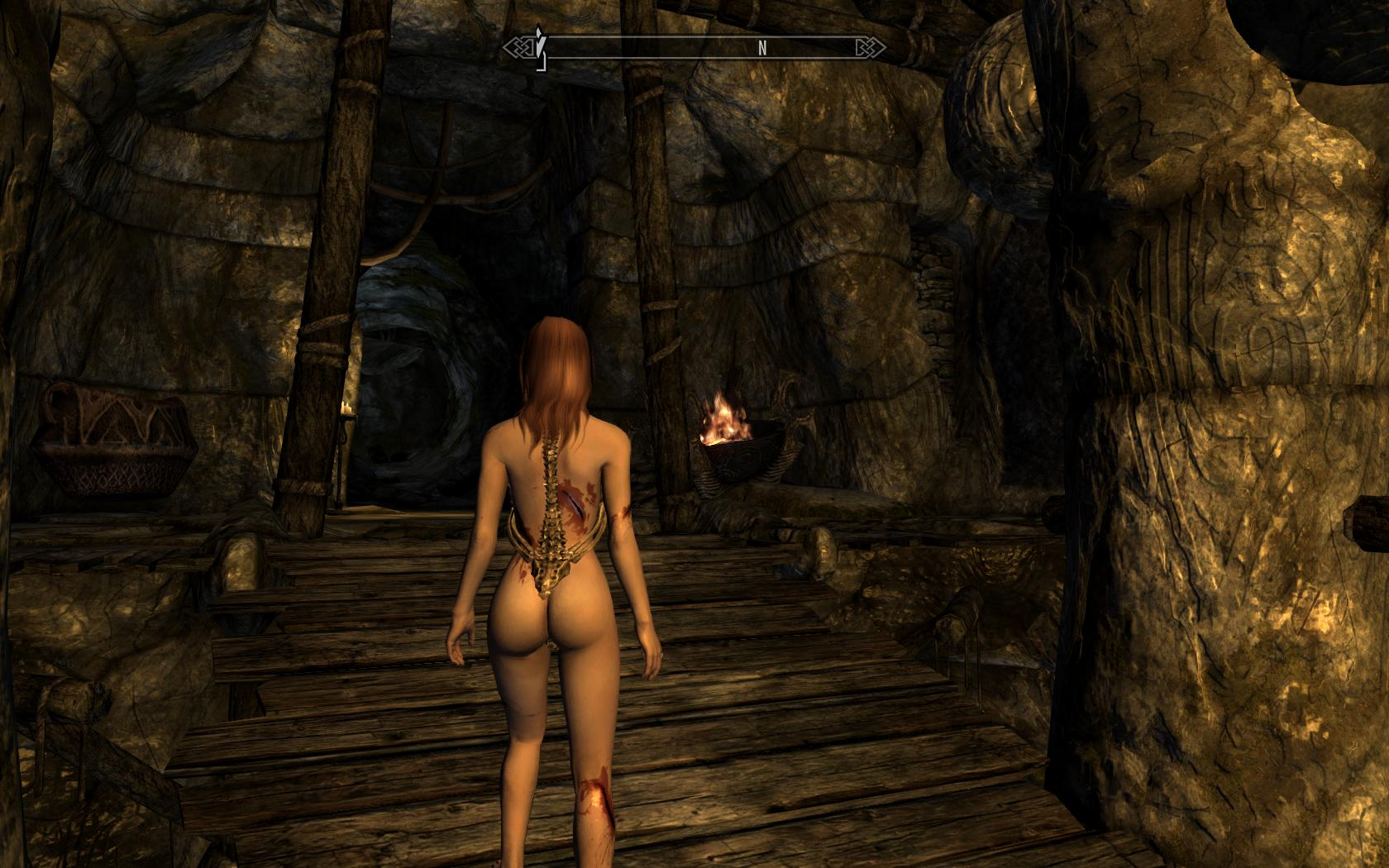 Skyrim hd nud nude movie