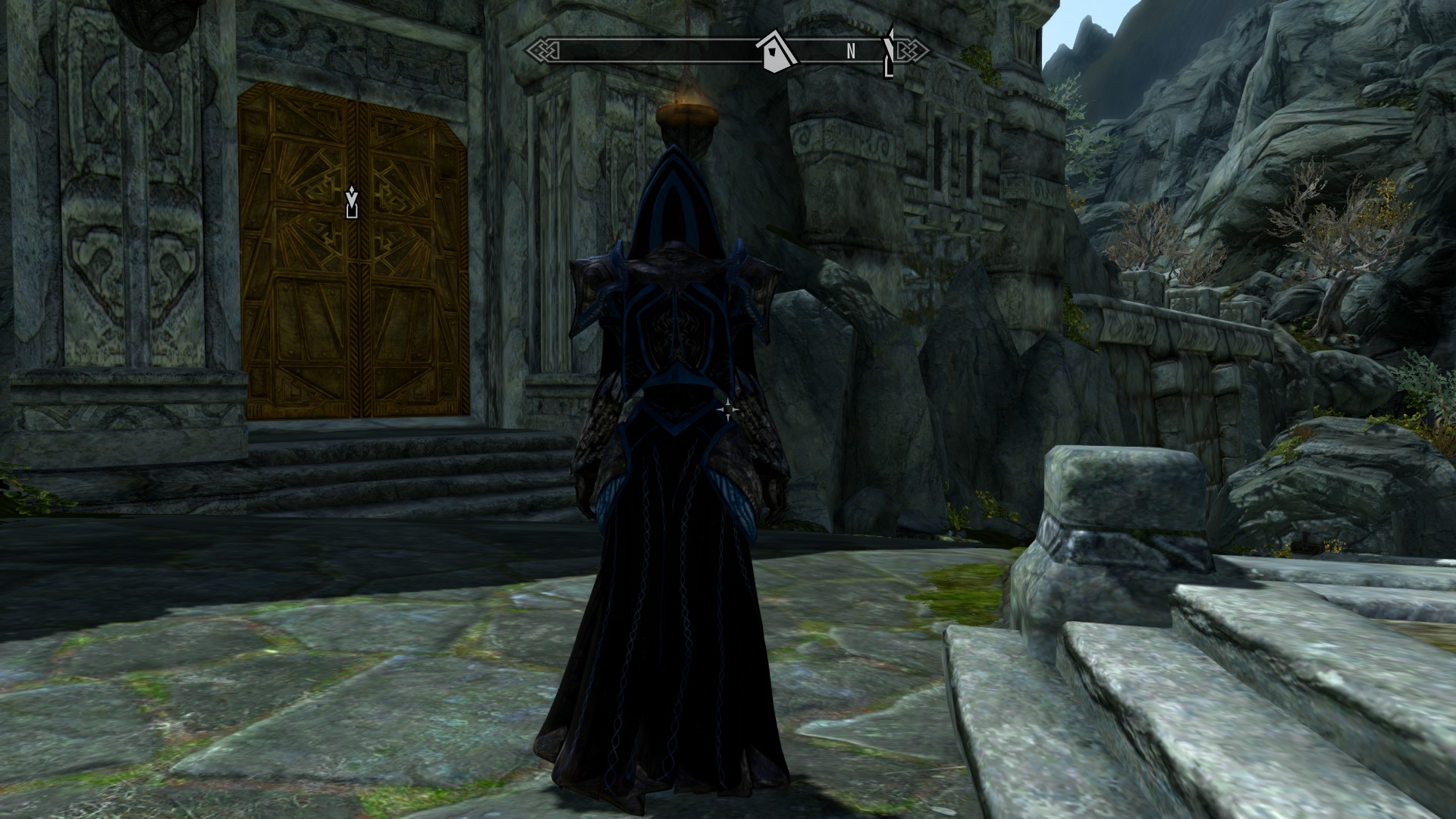 Black Tribunal Robes Retextures At Skyrim Nexus Mods And Community