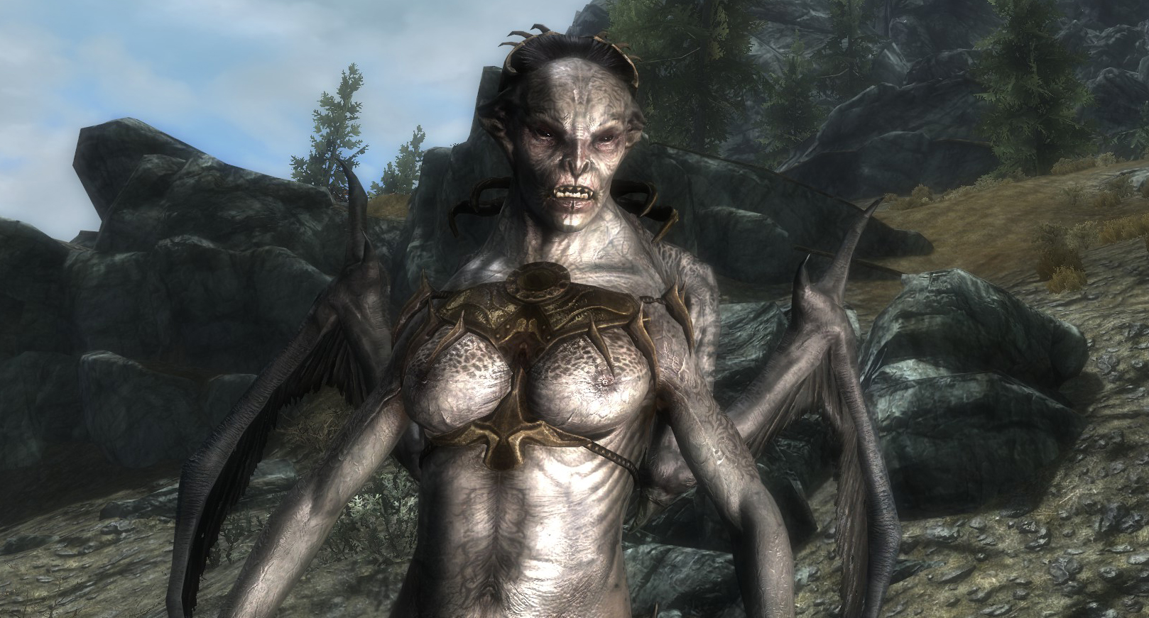 Argonian male naked ass sexy videos