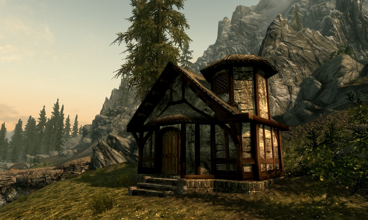 youtube skyrim how to get a house in solitude