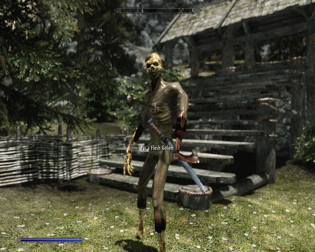 Psikotics Skymo Necromancy Mod At Skyrim Nexus Mods And Community
