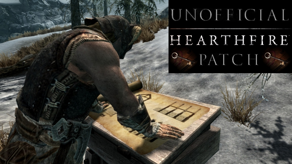 how to  a patch for skyrim