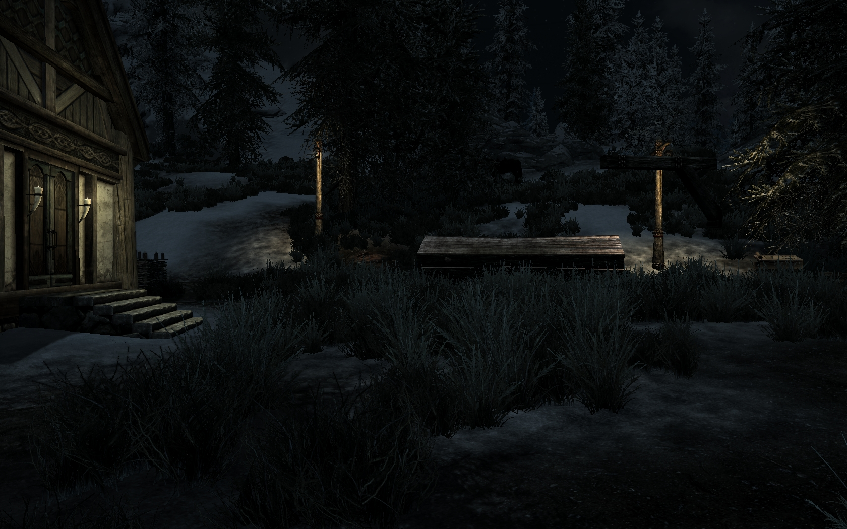 hearthfire lighting fix. hearthfire lighting fix h