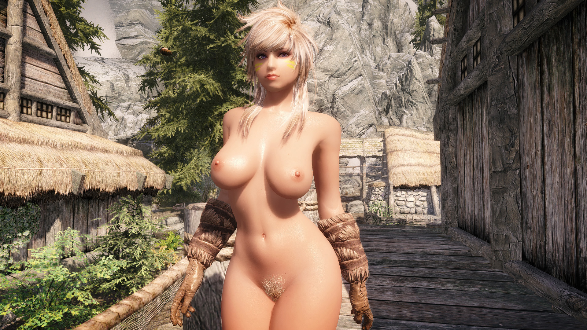 Erotic skyrim mods sexy photos