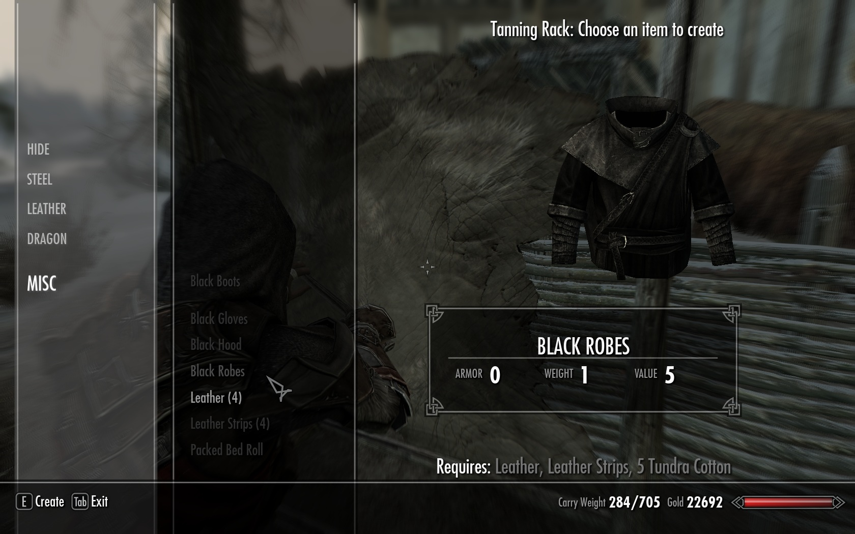 Black gloves skyrim - Plain Black Gloves Boots Hood And Robe At Skyrim Nexus Mods And Community