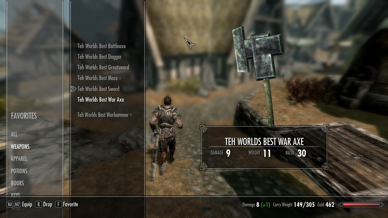 Teh Worlds Best Weapons Ever at Skyrim Nexus - mods and community