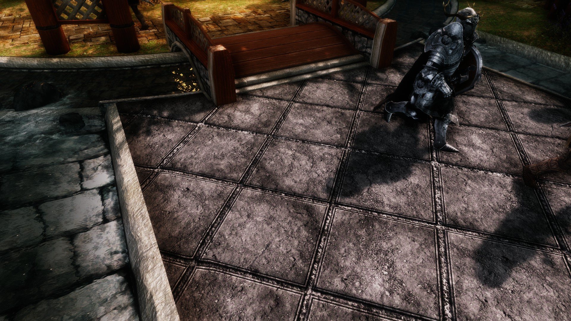 Fallout 4 mod textures invisible