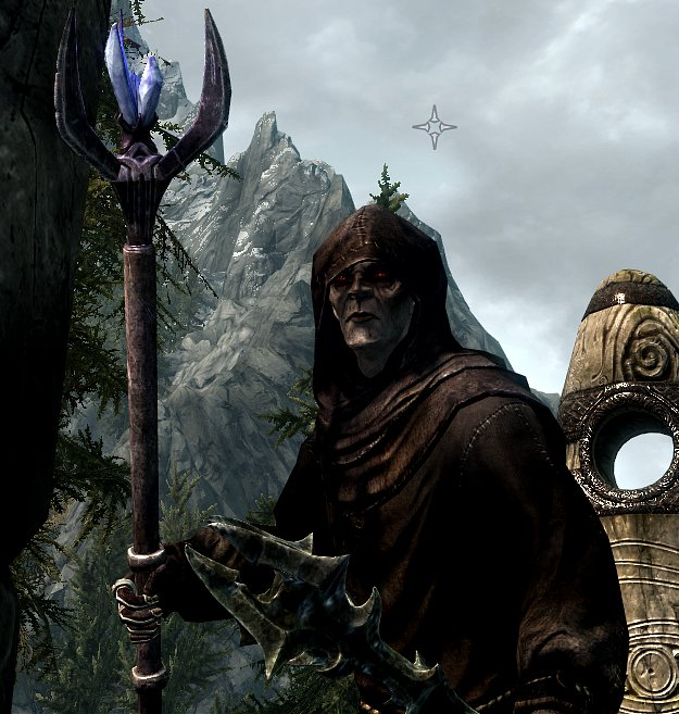 Skyrim Necromancer Images - Reverse Search