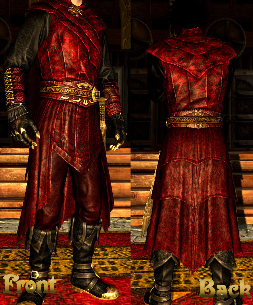 dawnguard armor texture at skyrim nexus mods and dawnguard armors retexture at skyrim nexus mods 991