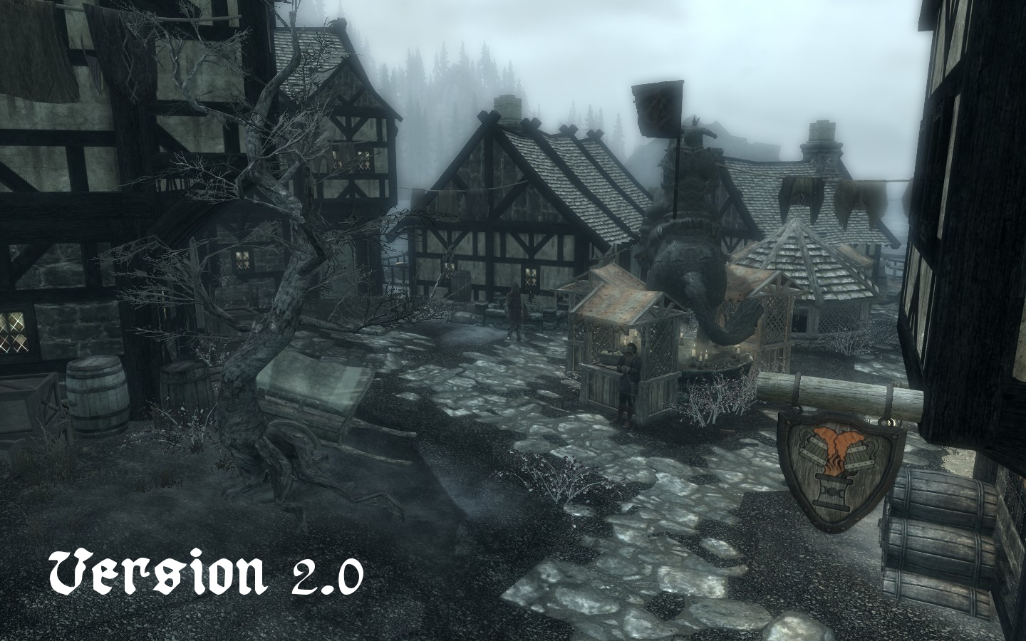 Syerscote A New Settlement With Player Home Custom Npcs