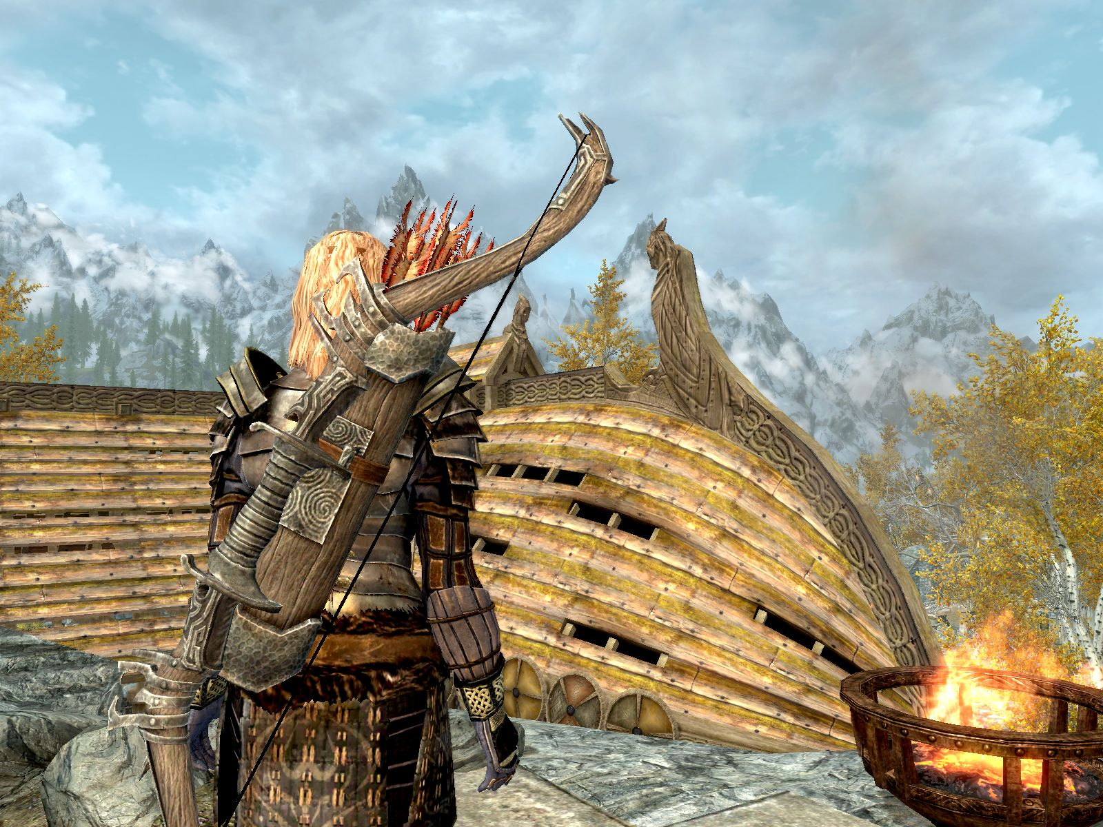 Nord hero arrows by rooker