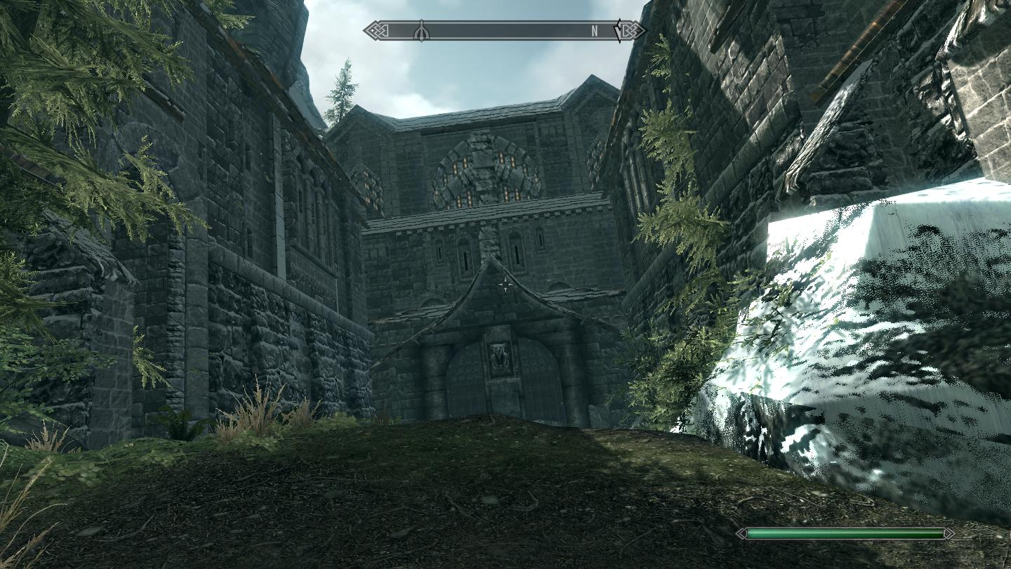 Windhelm Palace Of The Kings Player Home At Skyrim Nexus