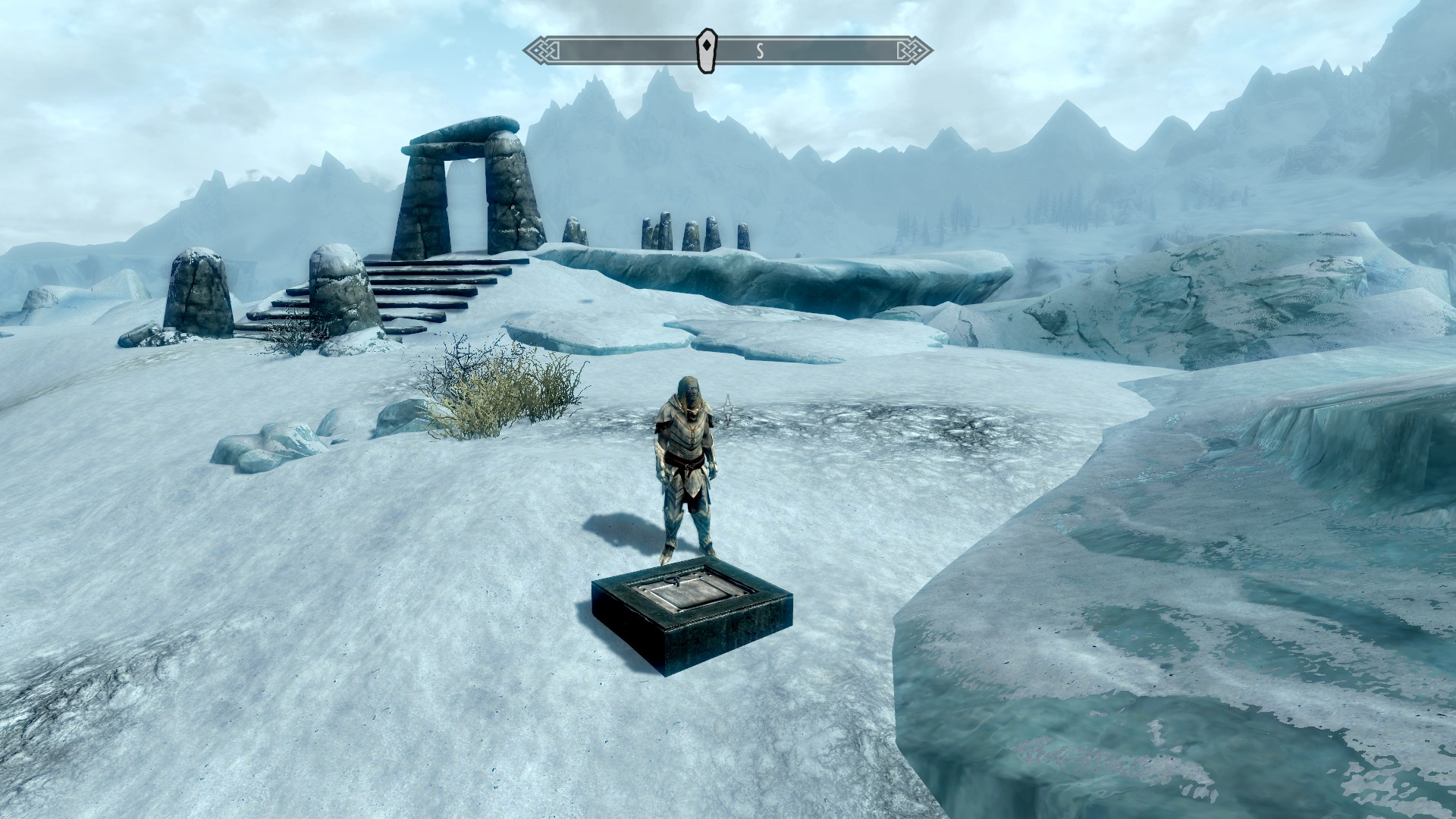 als treasure map reward at skyrim nexus mods and munity