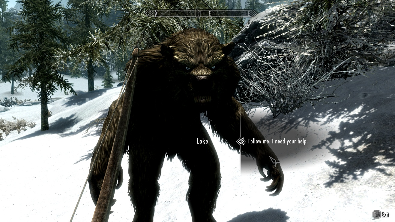 how to become a werewolf without joining the companions