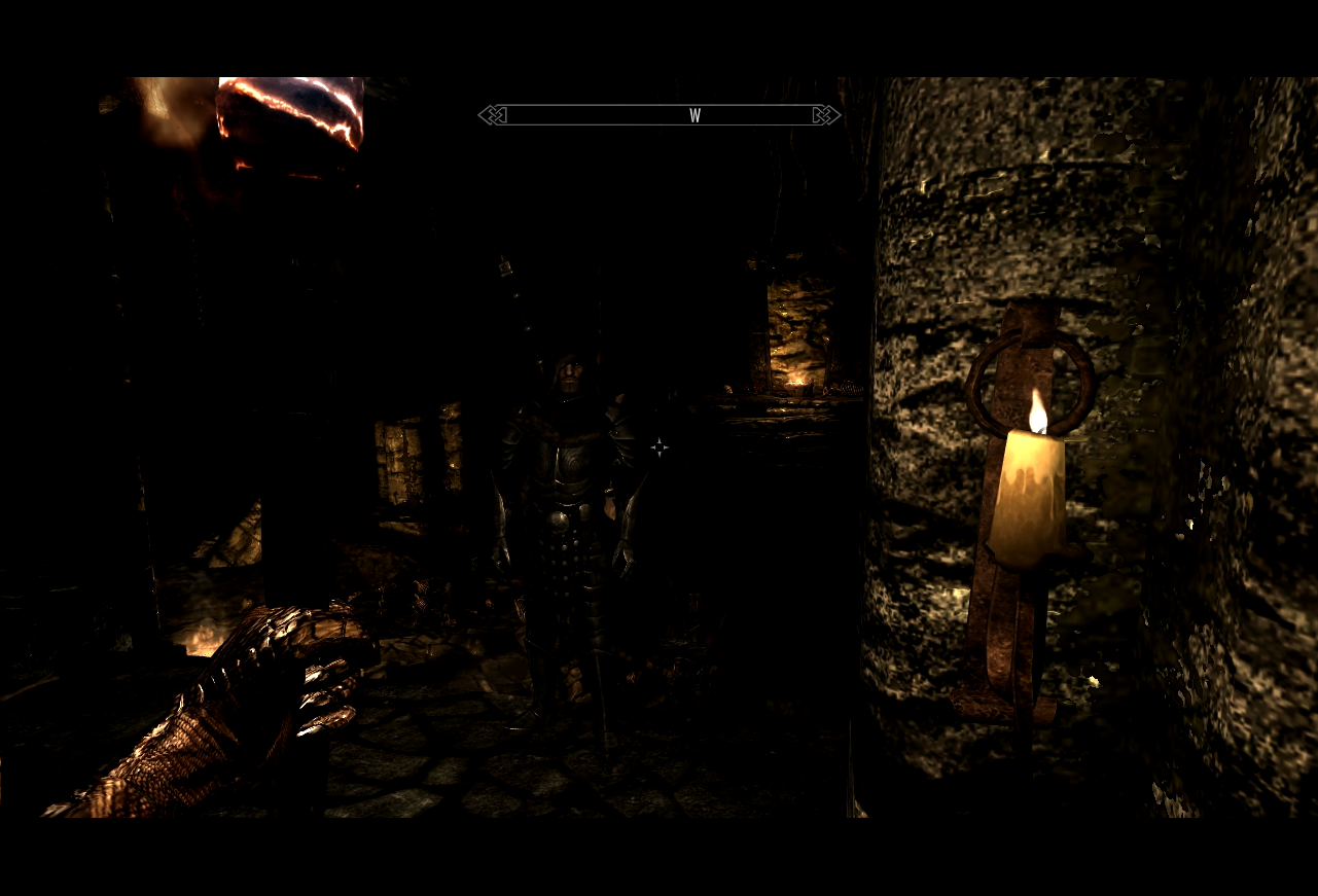 rlo torches for realistic lighting theflicker patch at skyrim