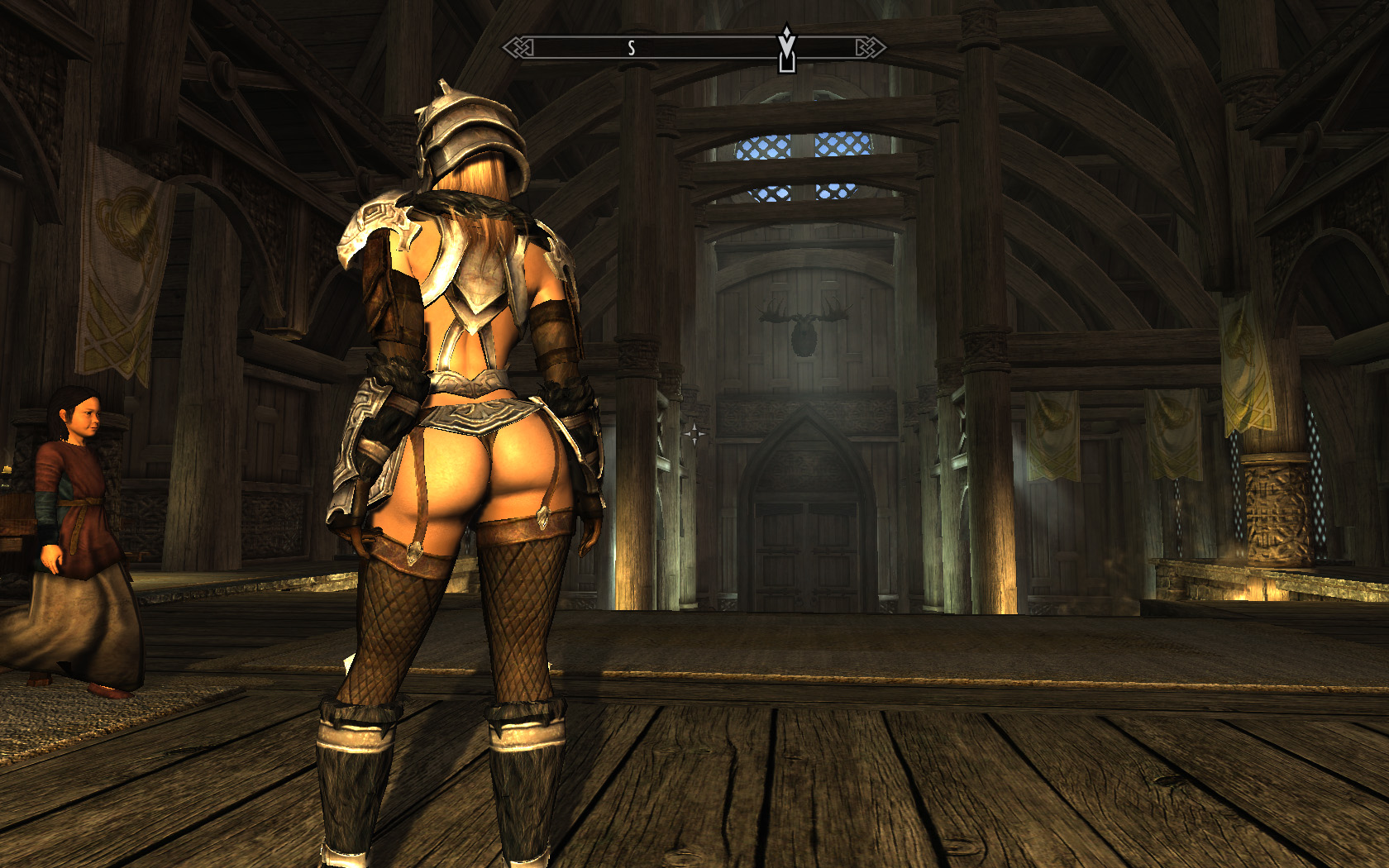 Skyrim nude mod small exposed movies