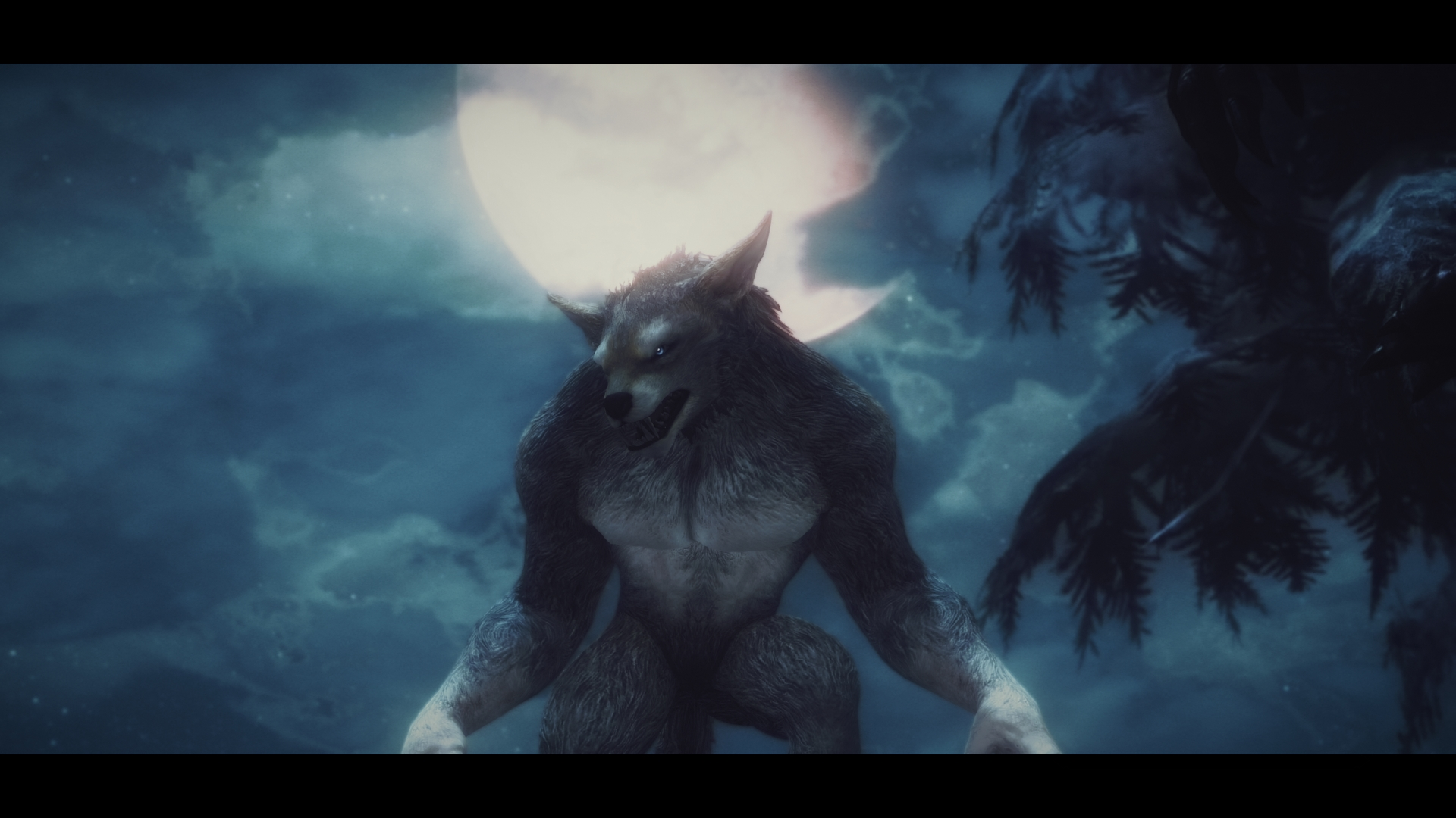 Nord Wolf-Blooded Race at Skyrim Nexus - mods and community