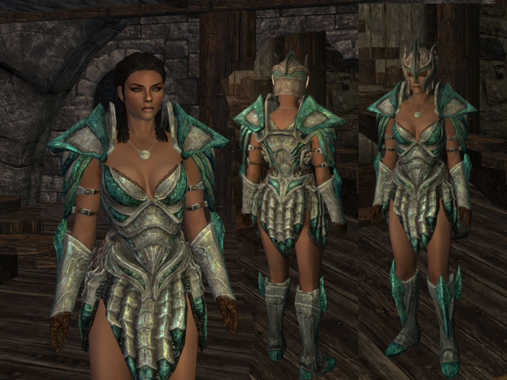 A New Armor Discussion [With Pictures! :D] ? Elder Scrolls Online