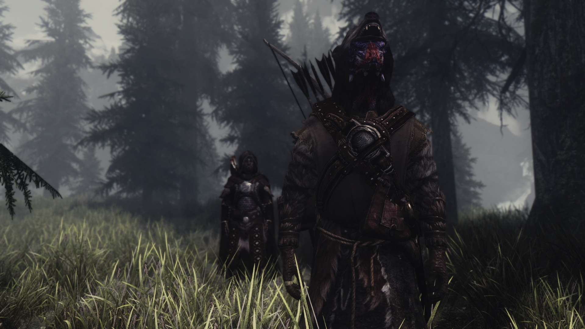 Skyrim Modding: My ancestors read the OP, imperial  Can you