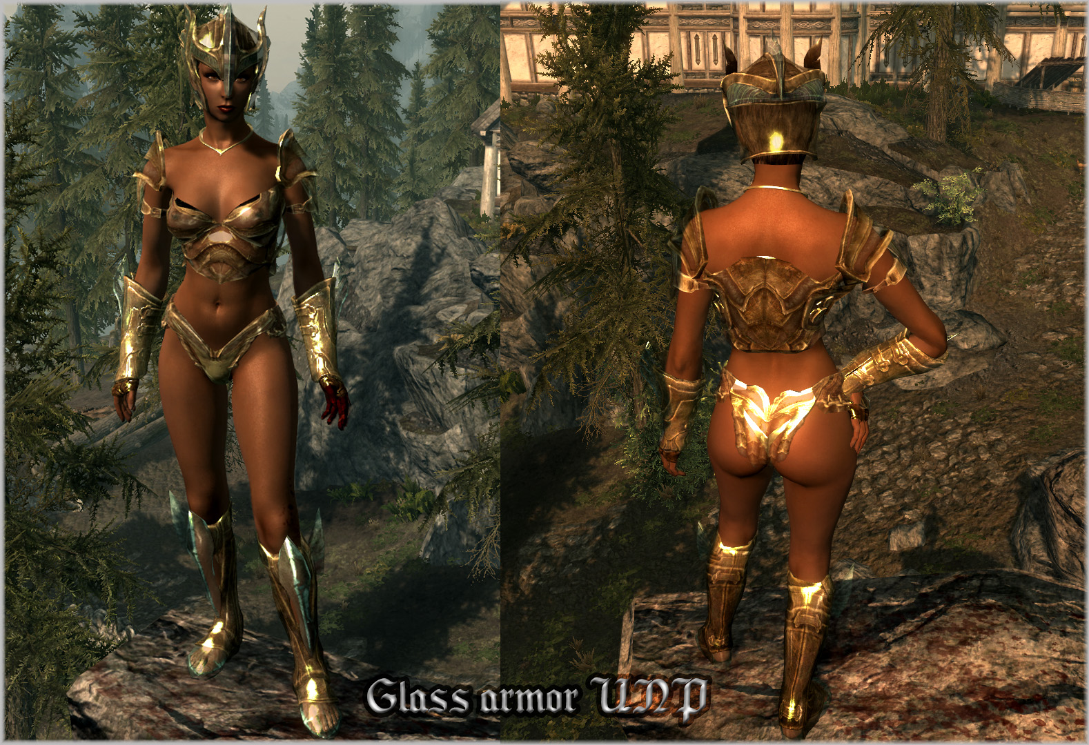 Morrowind mod female topless xxx images