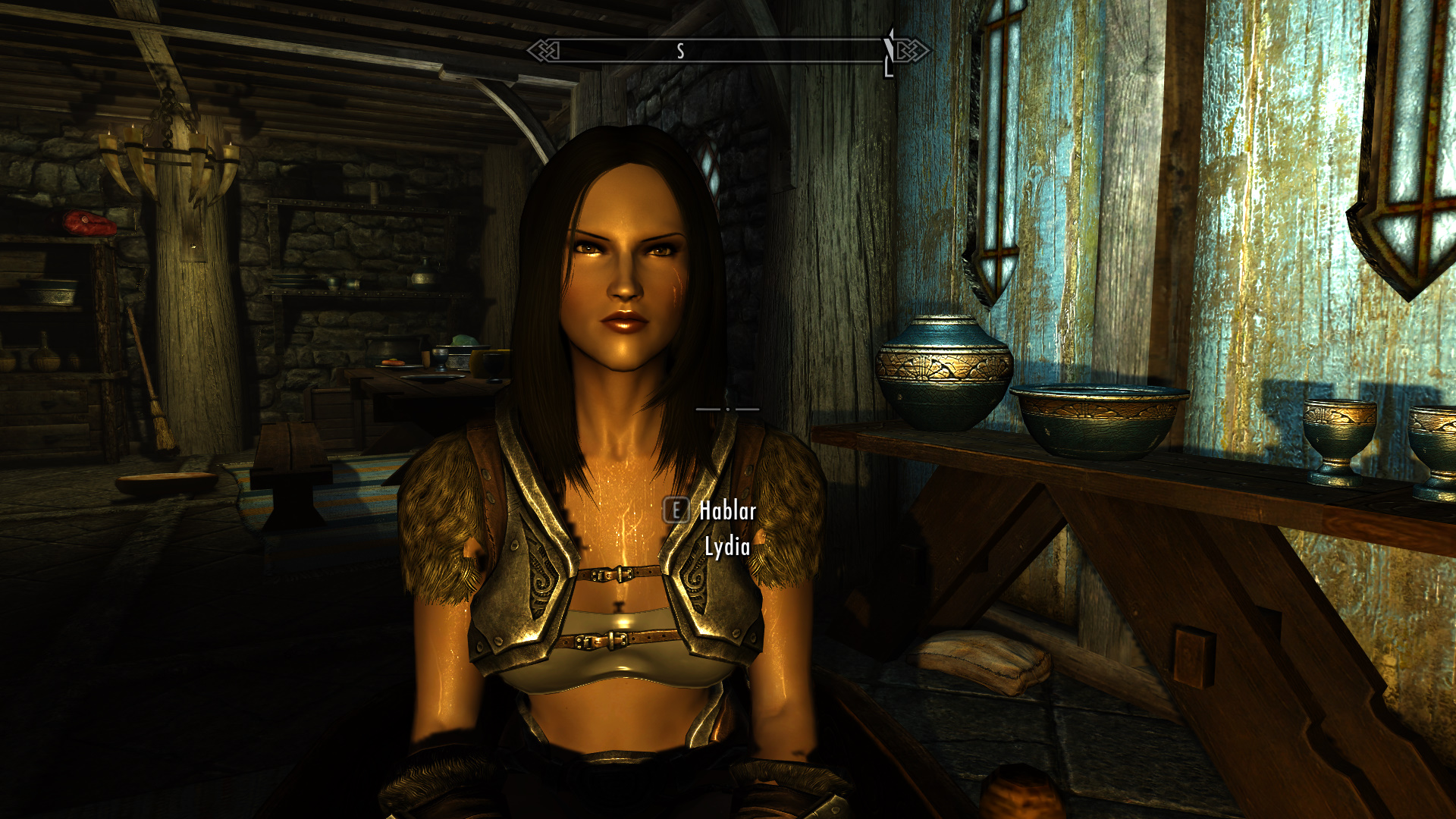 how to get lydia in skyrim