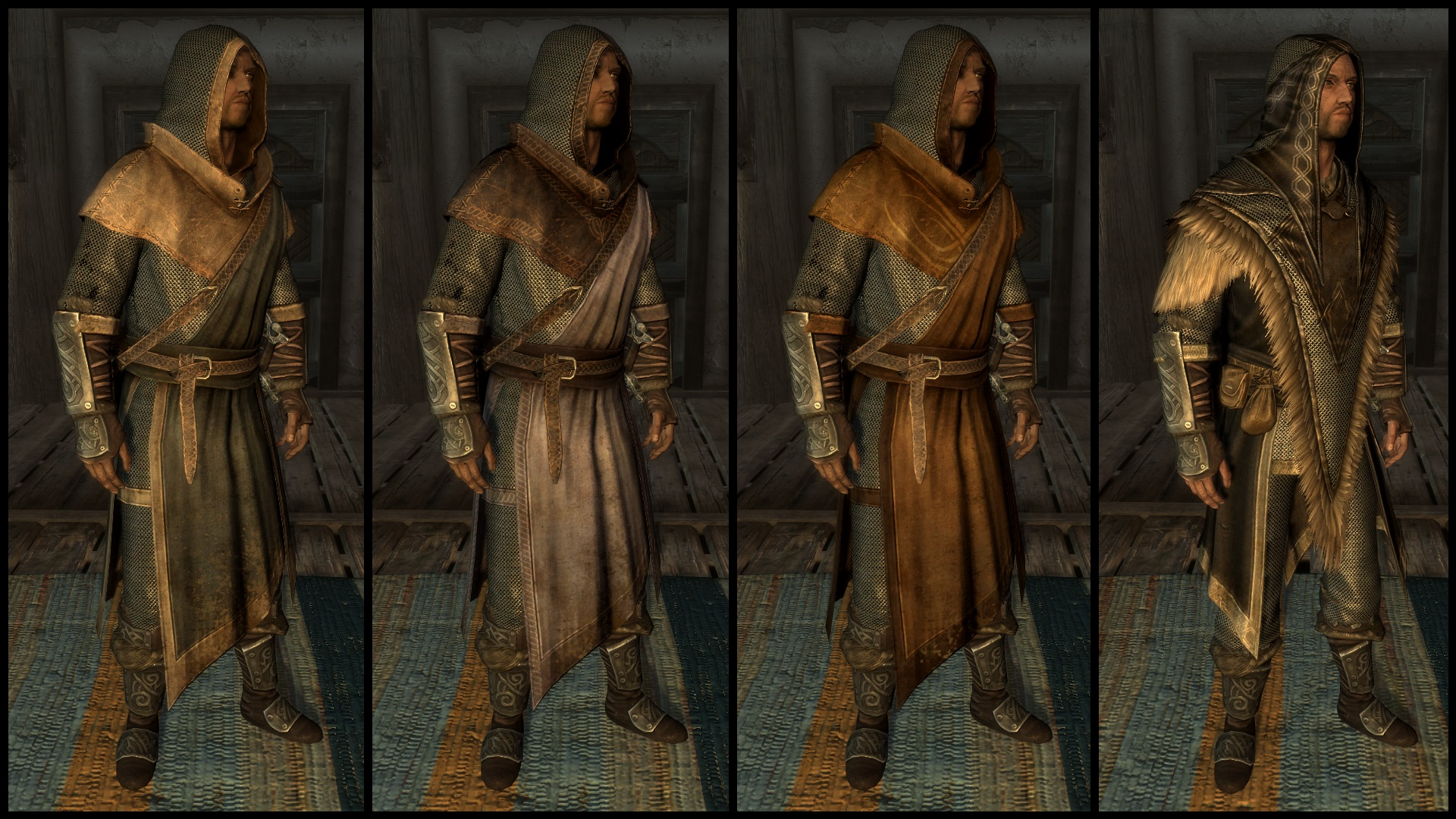 Chainmail robes at skyrim nexus mods and community