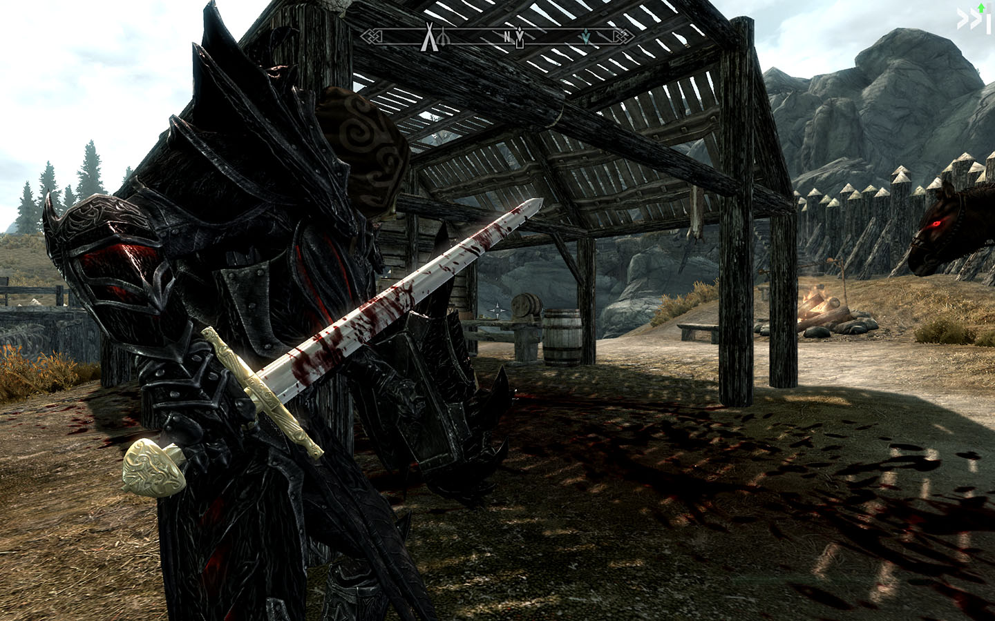 Joyeuse - the sword of Charlemagne at Skyrim Nexus - mods and ...