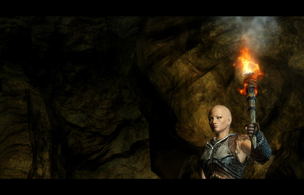 Smoking Torches And Candles At Skyrim Nexus Mods And